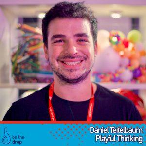 Daniel Teitelbaum discusses playful work practices