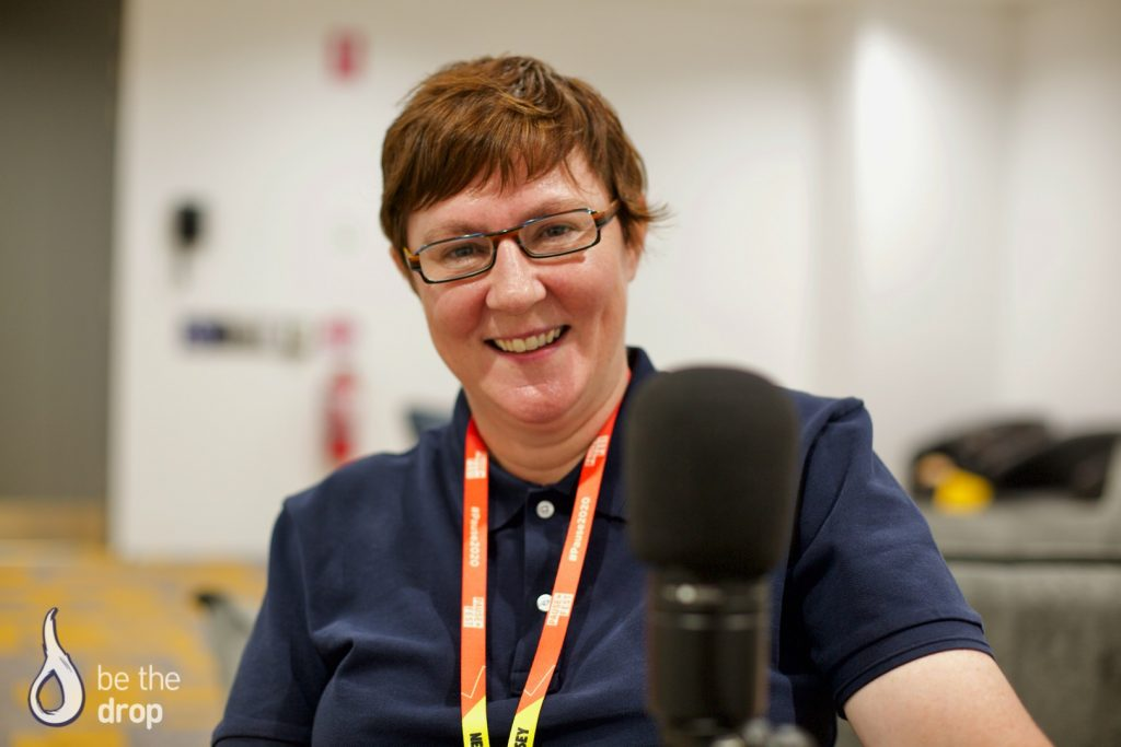Lisa Watts From The Conversation News On Be The Drop Podcast