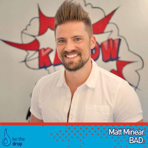 Matt Minear from BAD discusses creative branding