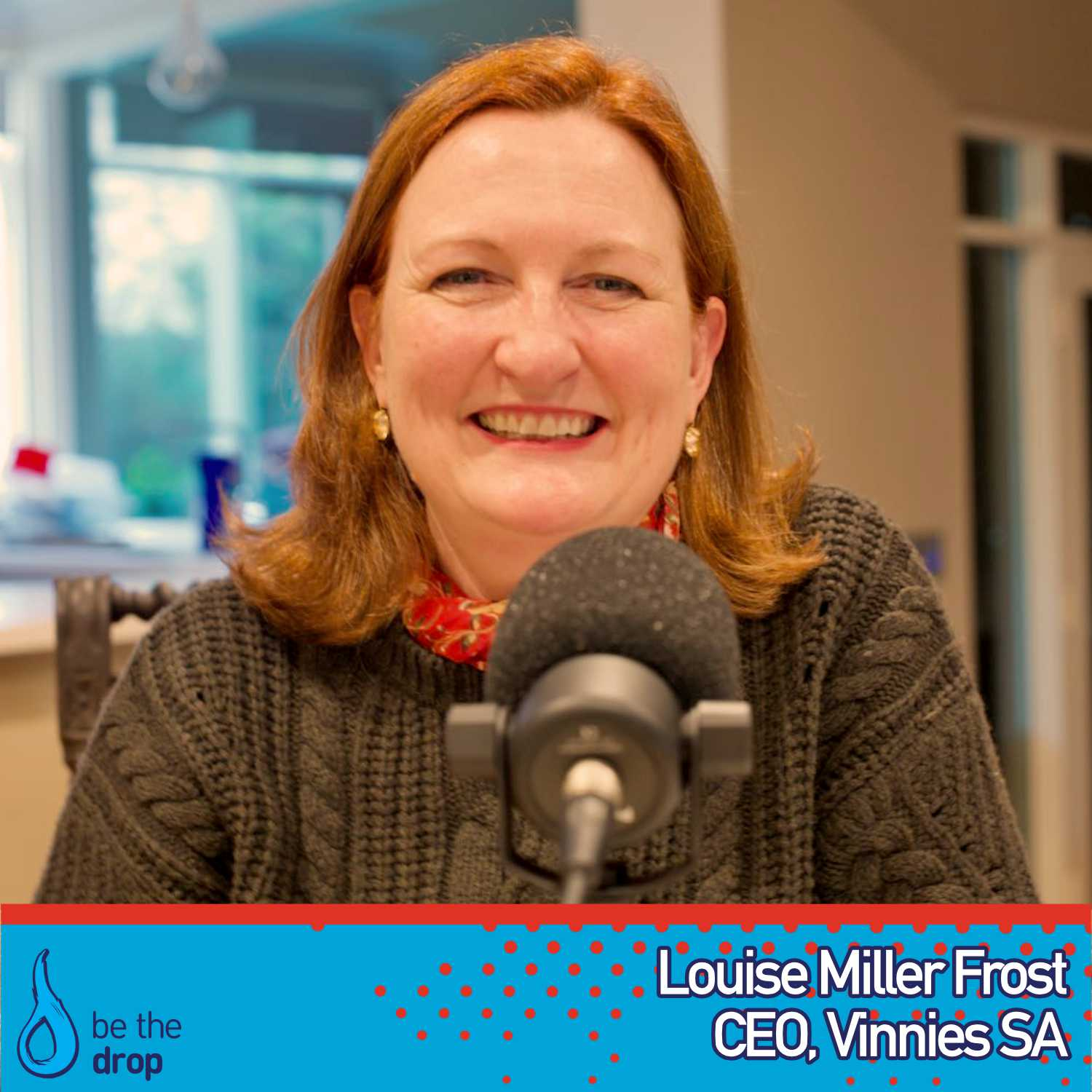 Louise Miller Frost: Vinnies SA First Female CEO [Podcast]