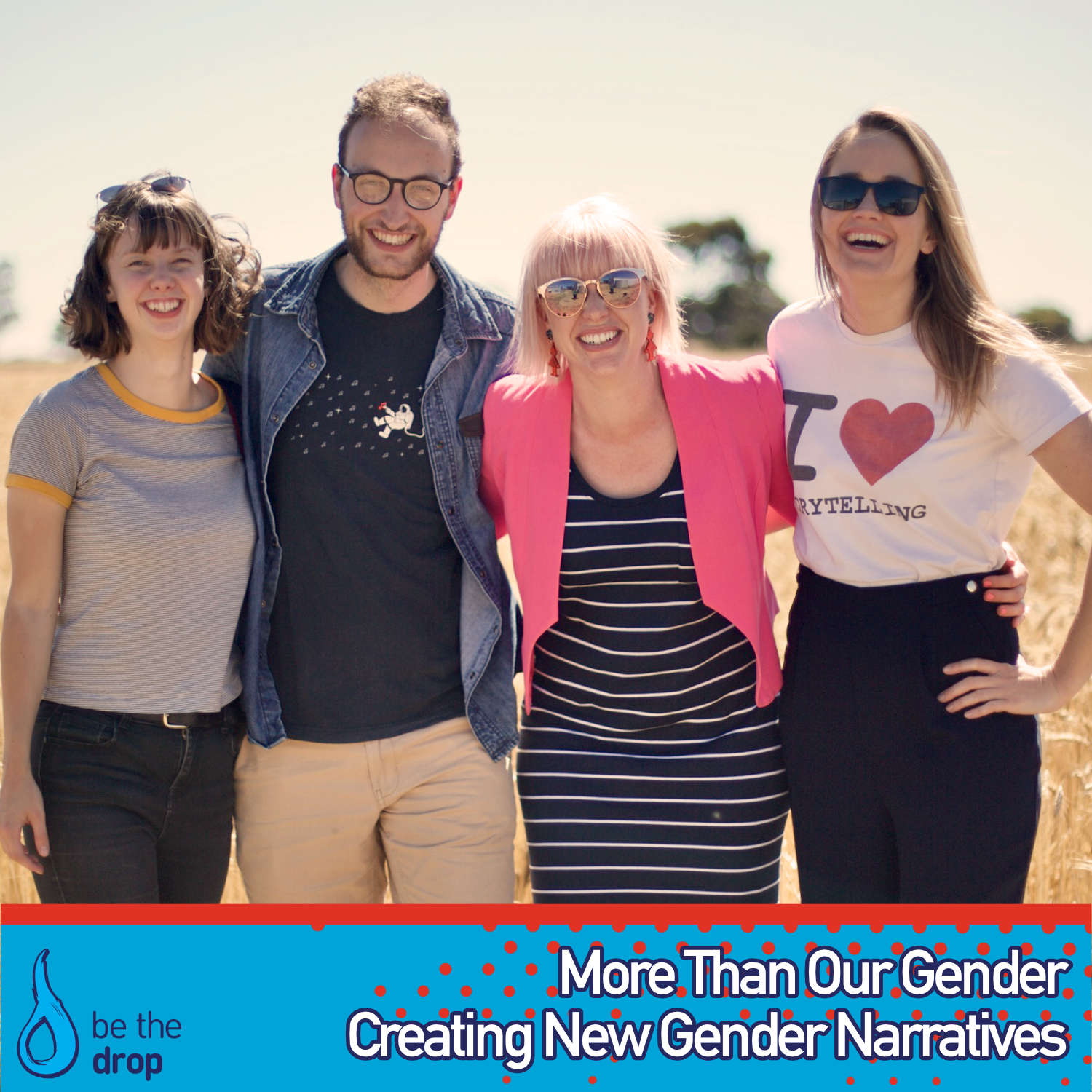 More Than Our Gender: Creating New Gender Narratives [Podcast]