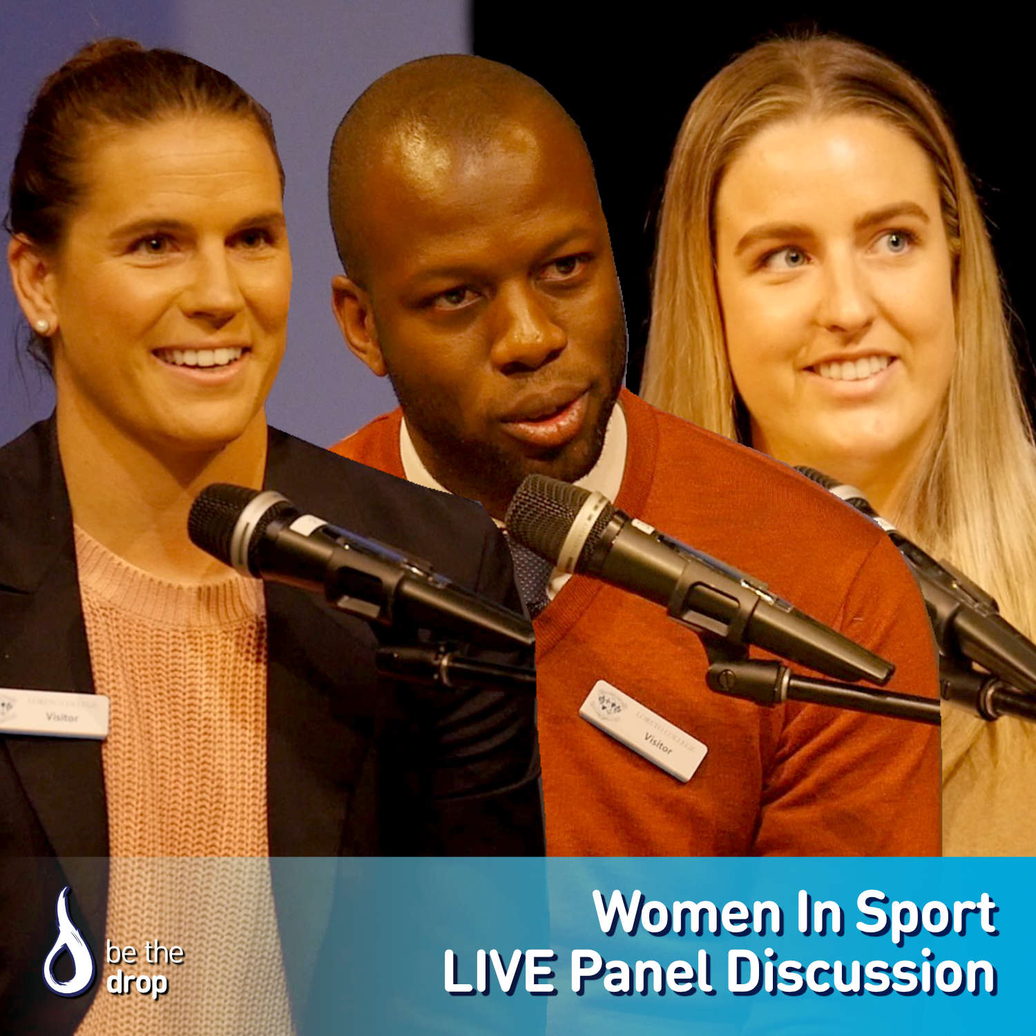 Women In Sport Live Panel Discussion at Loreto College