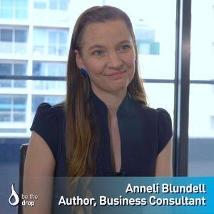 Anneli Blundell discusses gender equality in the workplace