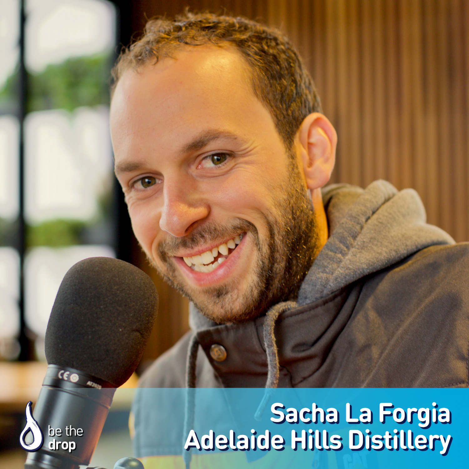 Sacha La Forgia discusses Adelaide Hills Distillery