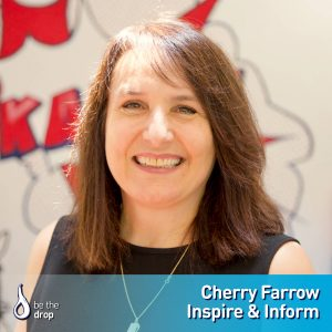 The power of self suggestion with Cherry Farrow