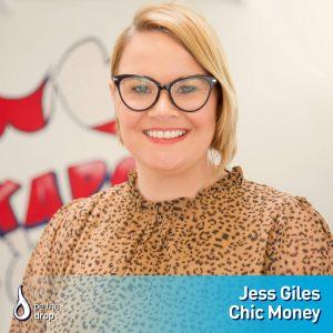 money mastery with Jessica Giles